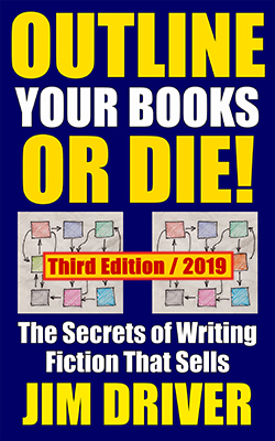Cover of Outline Your Books or Die!